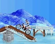 Bike Mania on Ice online motoros j�t�k